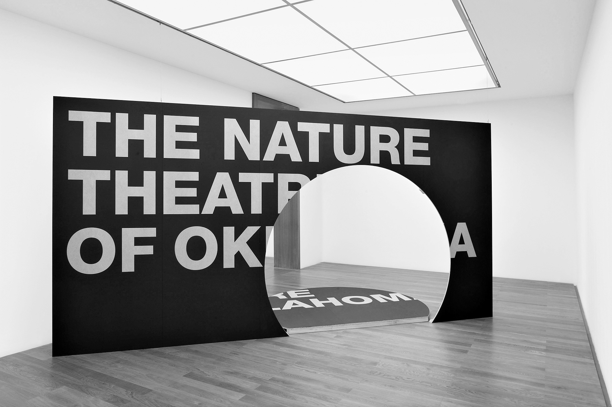 Famed, The Nature Theatre of Oklahoma [Spatial Reconfiguration #10]