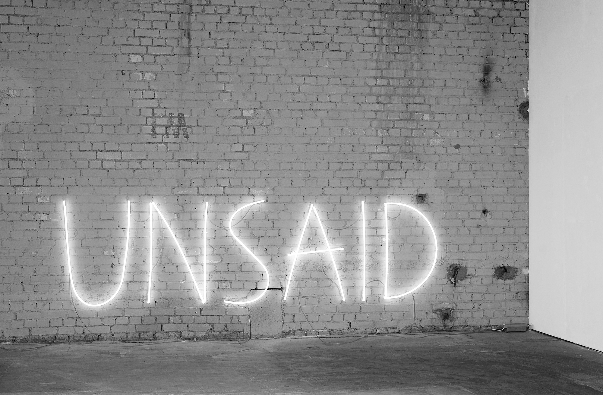 Famed, Untitled [Unsaid]