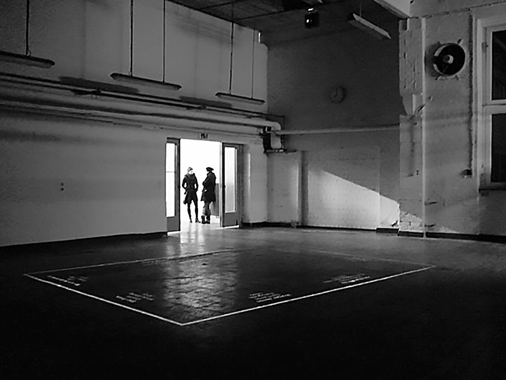 Famed, »Differenz und Wiederholung«, Kunsthochschule Kassel
