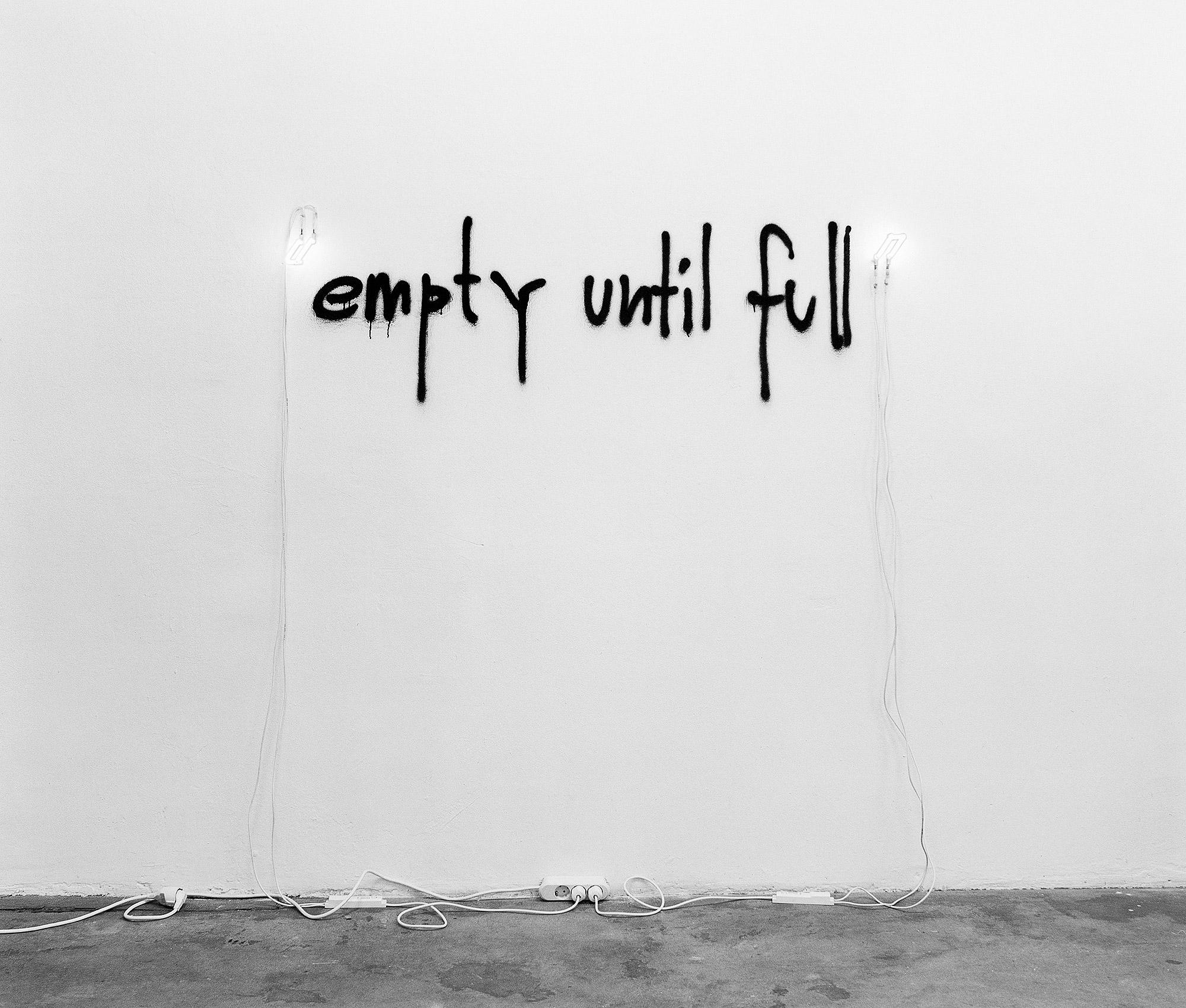 Famed, Empty Until Full, 2005