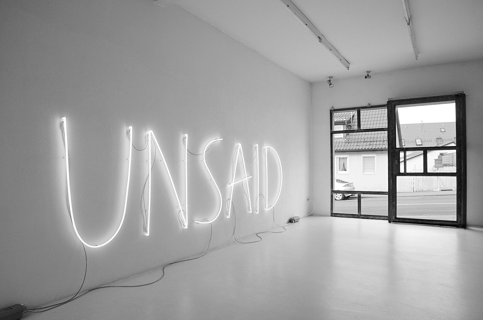 Famed, Untitled [Unsaid], 2010