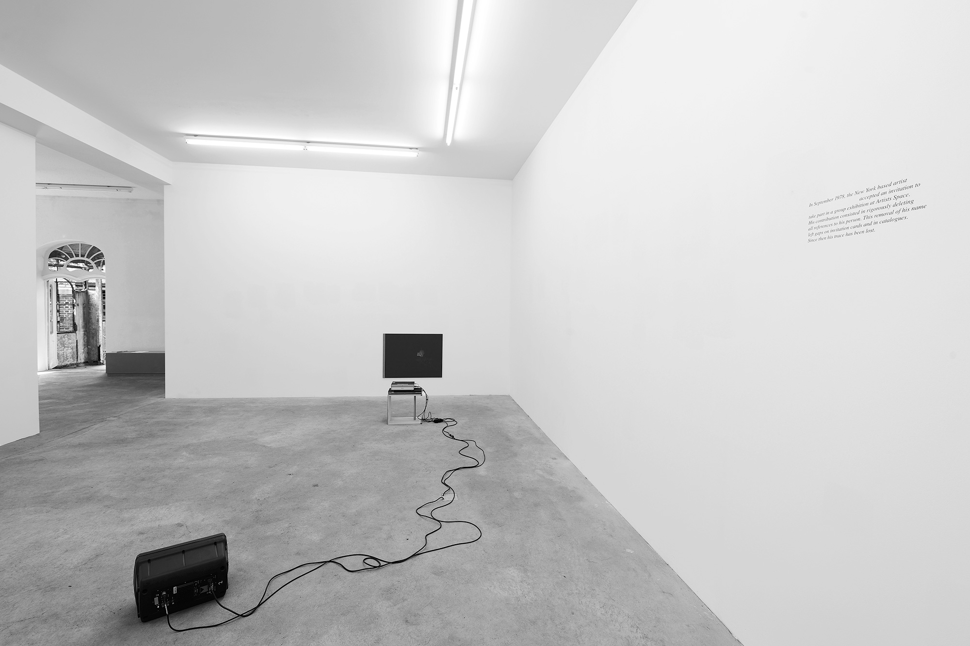 Famed, Untitled [Home], Video #3, 2008