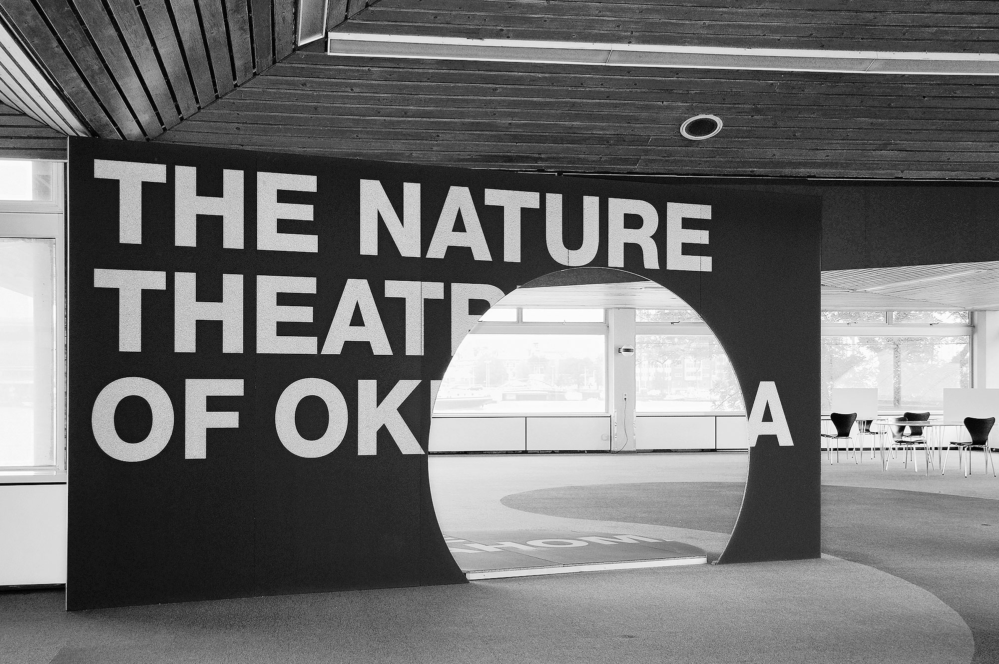 Famed, The Nature Theatre of Oklahoma [Spatial Reconfiguration #10], 2009