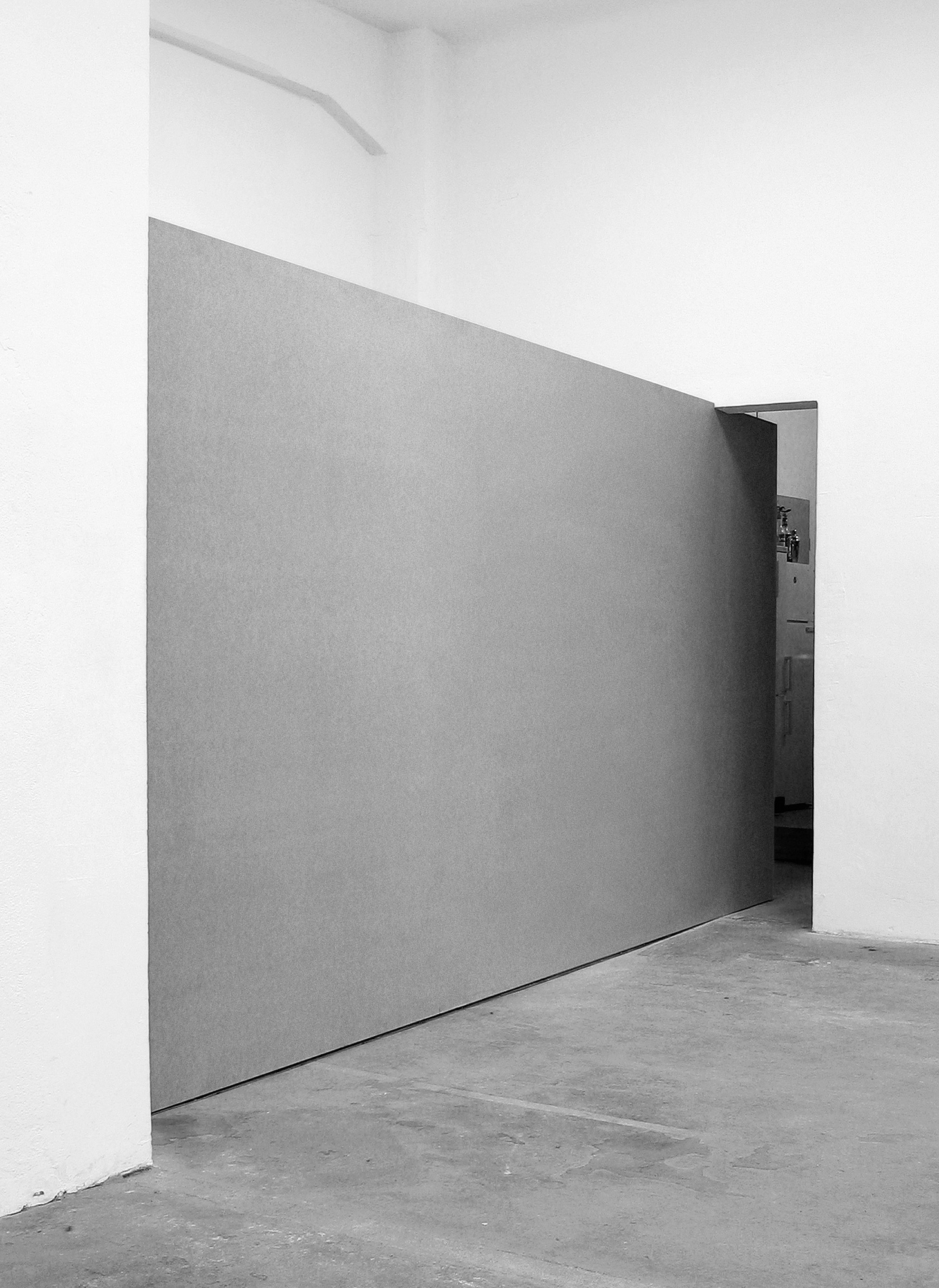Famed, Untitled [Spatial Reconfiguration #2], 2004