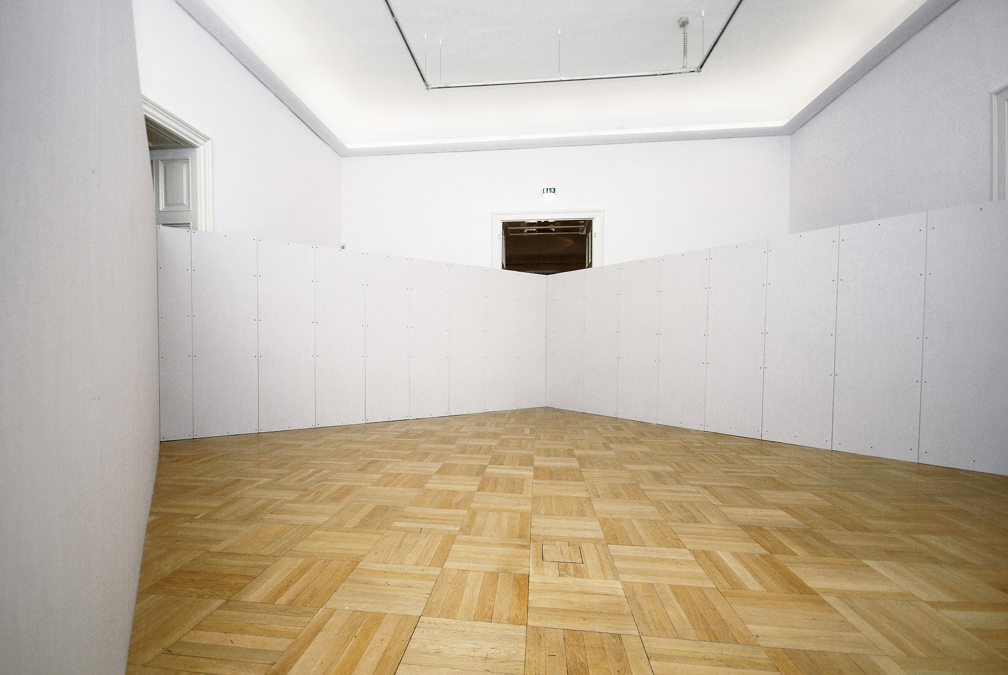 Famed, Untitled [Spatial Reconfiguration #6], 2007