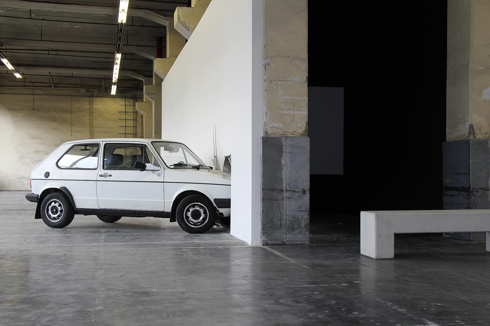 Famed, Untitled [Thank God], 2012